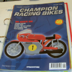 DeAGOSTINI CHAMPION RACING BIKES Issue 49 Magazine MV AGUSTA  500